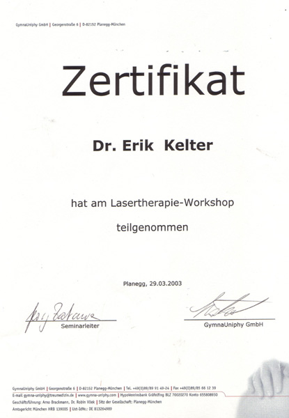 2003-03-29-Lasertherapie